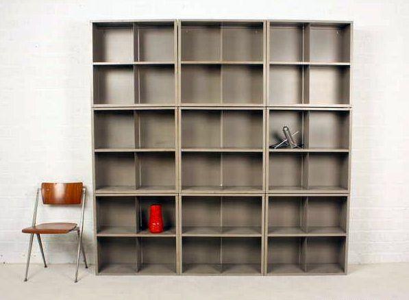 ... Metalen Kasten op Pinterest - Lockers, Vintage Kluisjes en Industrieel