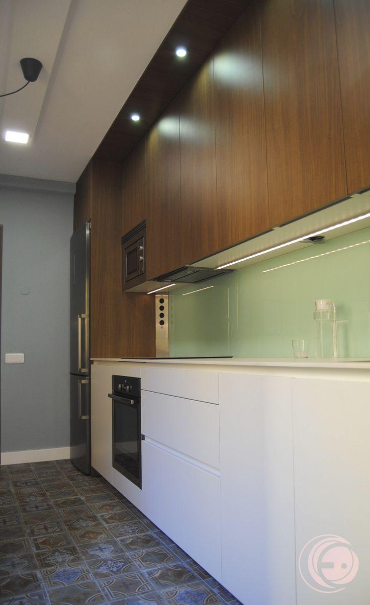Renovacin integral de la cocina Mobiliario SANTOS