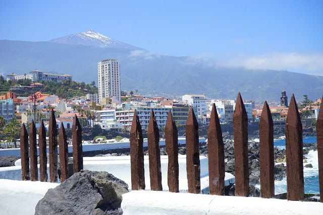 Tenerife Weather Forecast From 31 October to 6 November