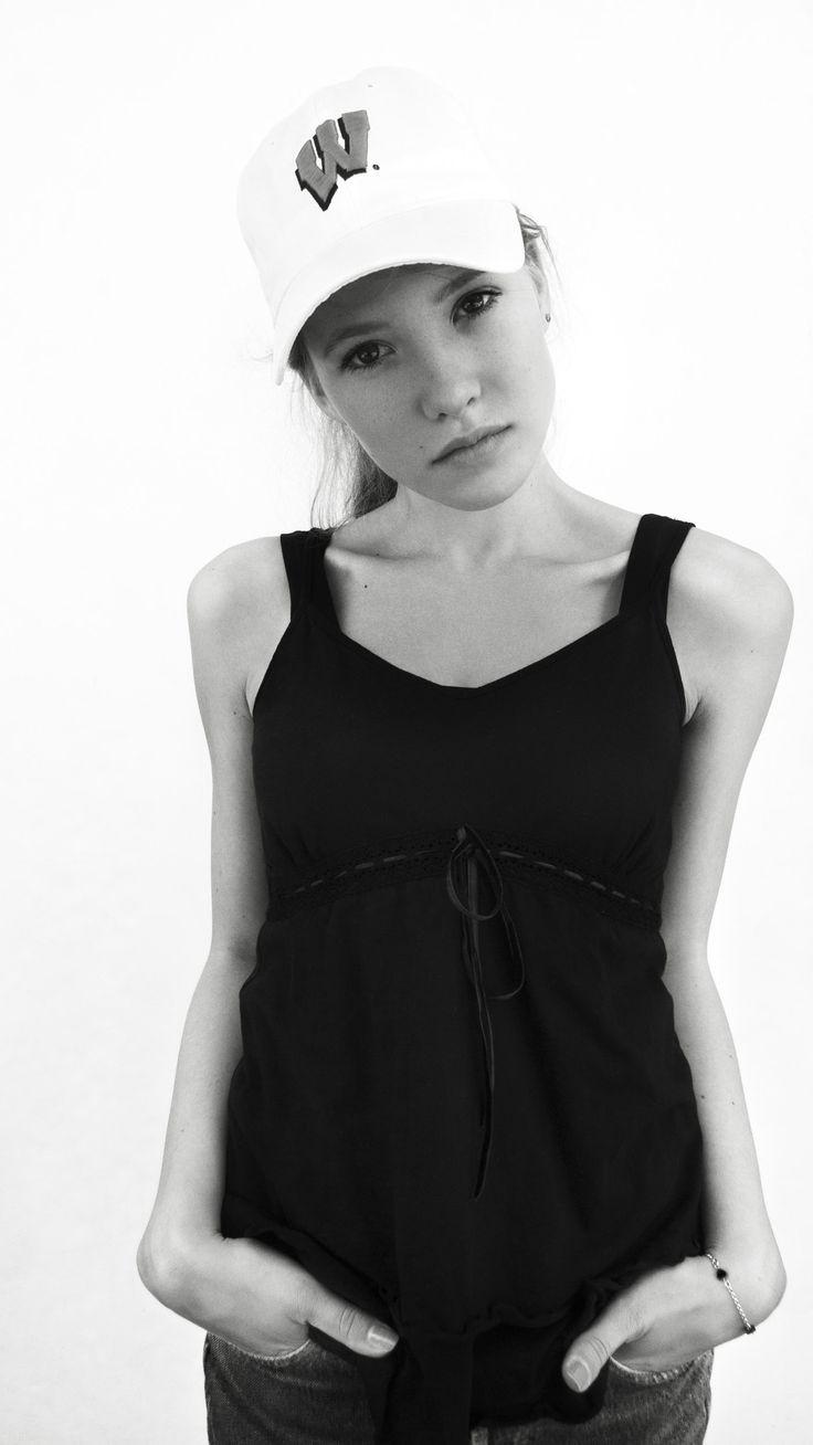 Cora, beautiful cool girl...