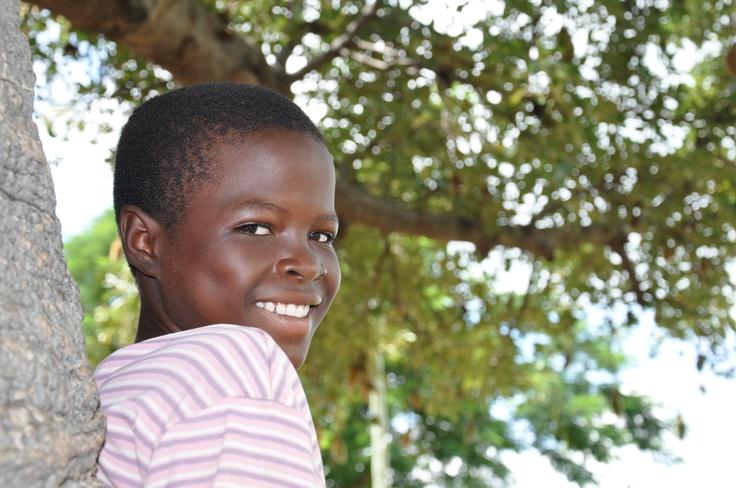 Ghanaian girl