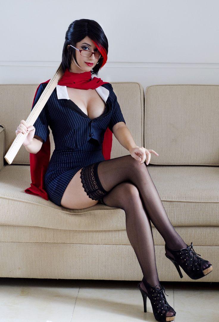 Fiora Headmistress - Dy Head Mistress Fiora Cosplay Photo - WorldCosplay