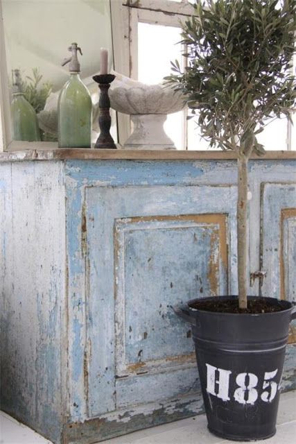 Roses and Rust: Monday Musings - Perfect Potted Plants