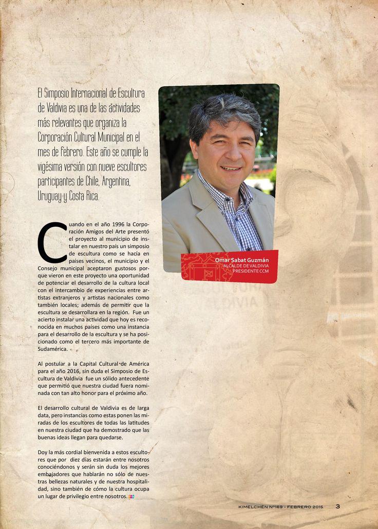 Revista Kimelchén Febrero 2015