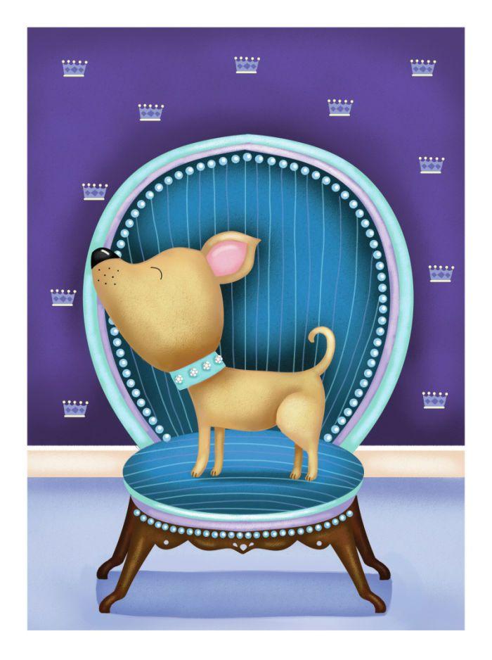 Jo Parry - 'his royal shortness'.jpg