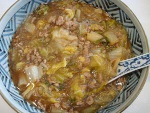 とろっとろ♪中華うま煮:白菜春雨♪
