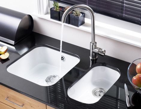 Lincoln Square Bowl Ceramic Kitchen Sink | Astracast
