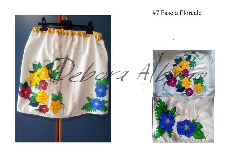 #7 Fascia Floreale