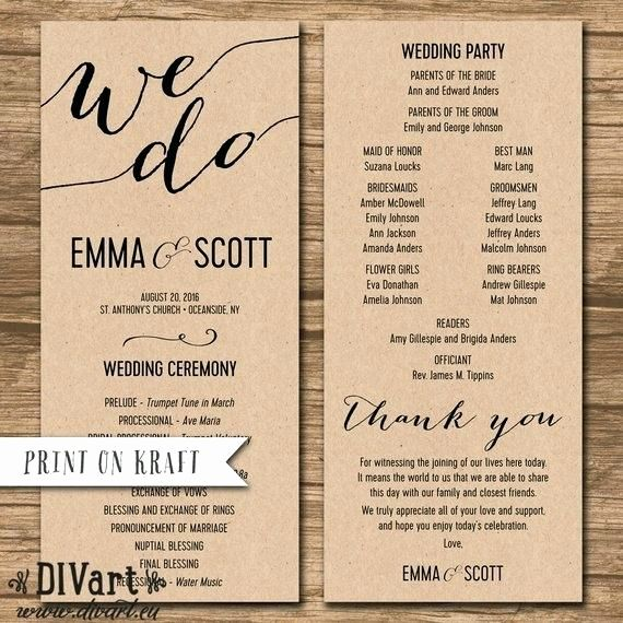 Uf Invitation Letter Beautiful Events Template Invitation Inspirational Wedding Ceremony Ord In 2020 Order Of Wedding Ceremony Wedding Ceremony Wedding Order Of Events