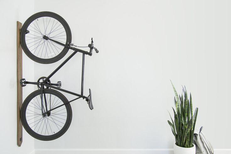 1000+ ideas about Vertical Bike Rack on Pinterest
