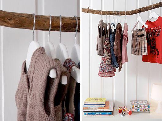 Söt hängare till barnrum