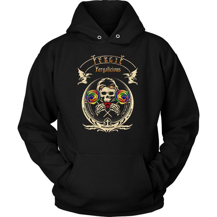 Fergie - Fergalicious metal hoodie. USD 15.39 We ship worldwide ----------- metal head, black metal, metal fashion, pop