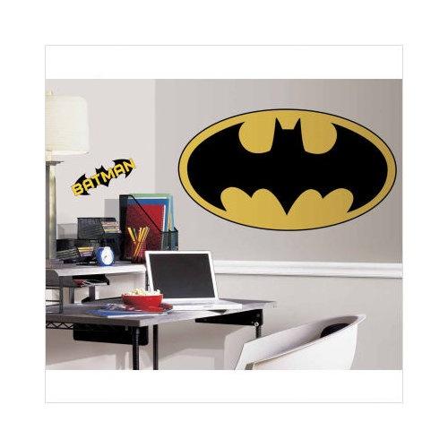 Batman room wall Vinyl #batman #homedecor