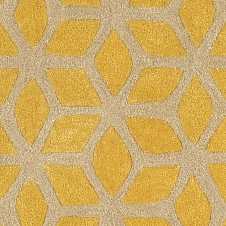 Emmett Floor Rug 160x230cm  Yellow