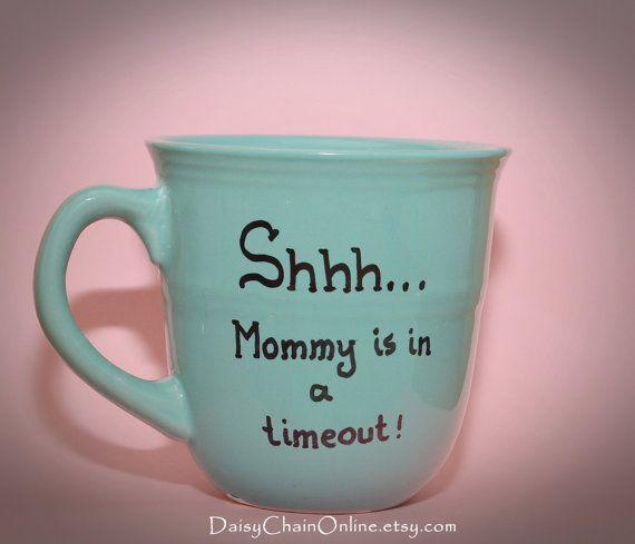 Unique Coffee Mugs Funny Mug Gift Custom by DaisyChainOnline