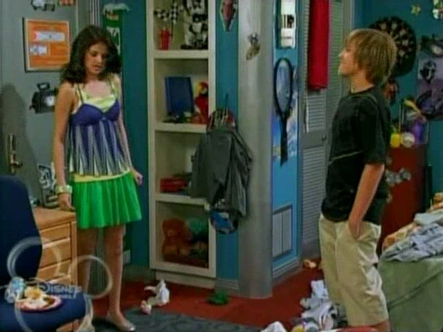 Question sorry, Naked suite life on deck