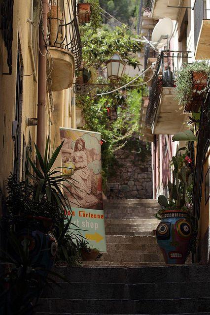 Taormina,Sicilia,Italy
