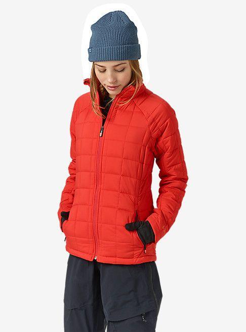 Burton [ak] Women's Helium Insulator Jacket   Burton Snowboards Winter 16