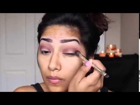 Dramatic Fall Makeup Using Anastasia Beverly Hills Tamanna Palette