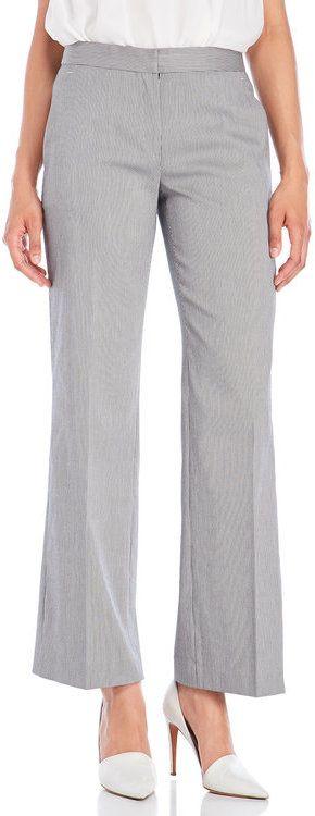 Etienne Aigner Side-Zip Slim Pants