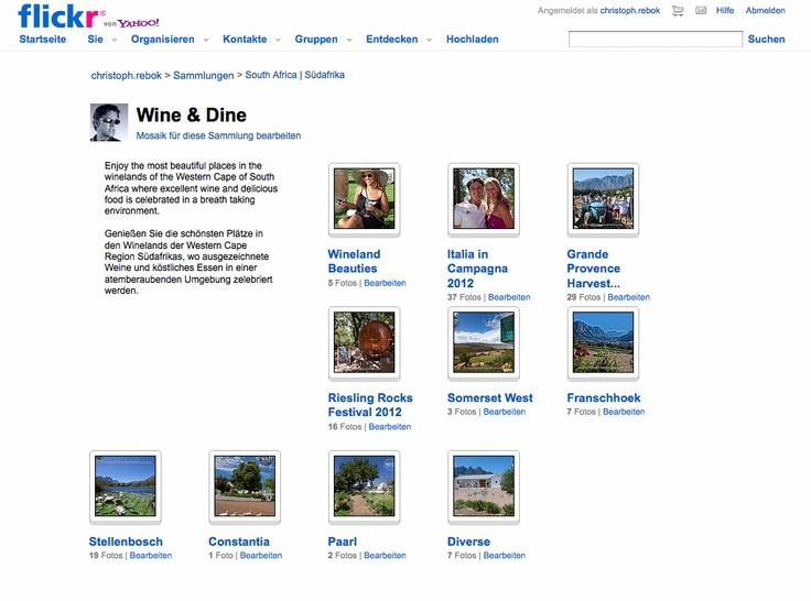WINE & DINE South Africa on Flickr
