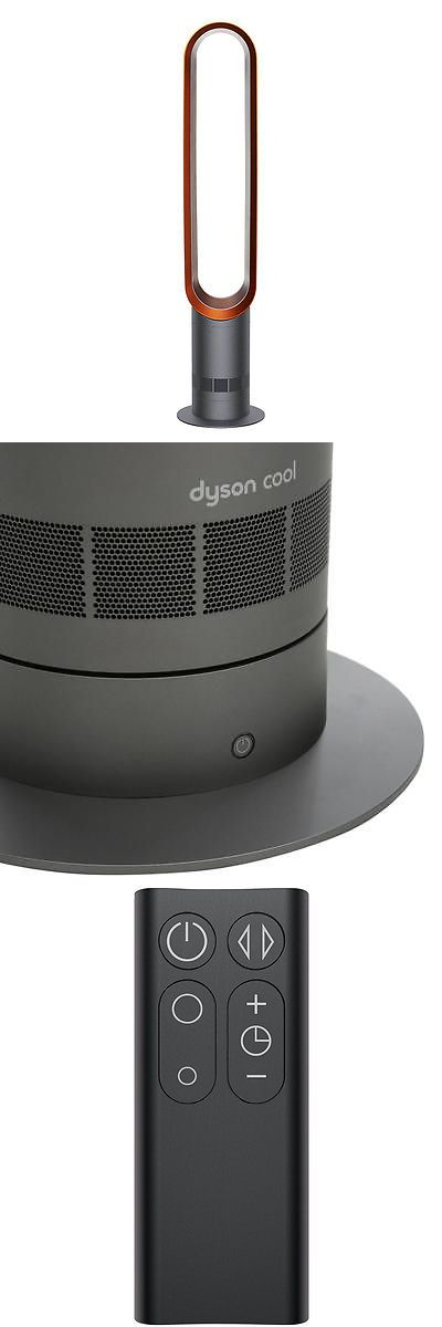 Portable Fans 20612: Dyson Bladeless Tower Fan With Sleep Timer And Remote Control | Iron Copper -> BUY IT NOW ONLY: $269 on eBay!