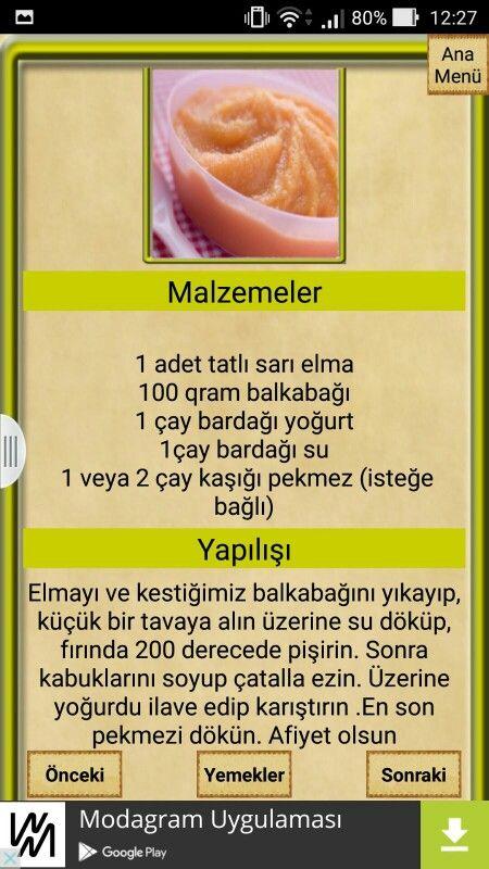 Meyveli yogurt