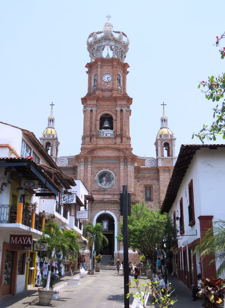The Church of Our Lady of Guadalupe, Puerto Vallarta - TripAdvisor