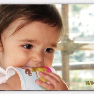 La piccola Giulia