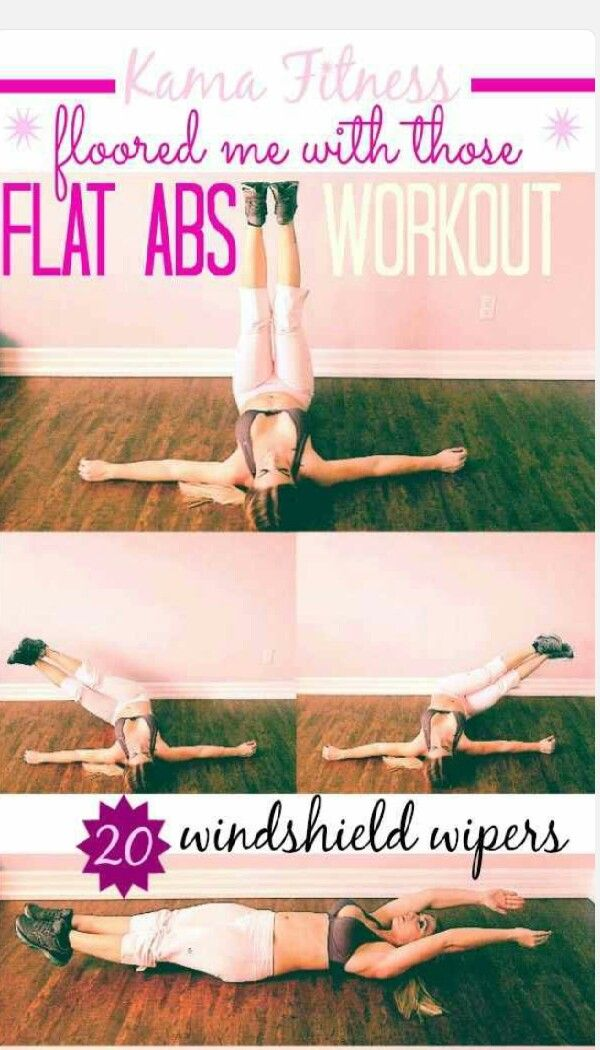 Floor Exercises For Great Abs!