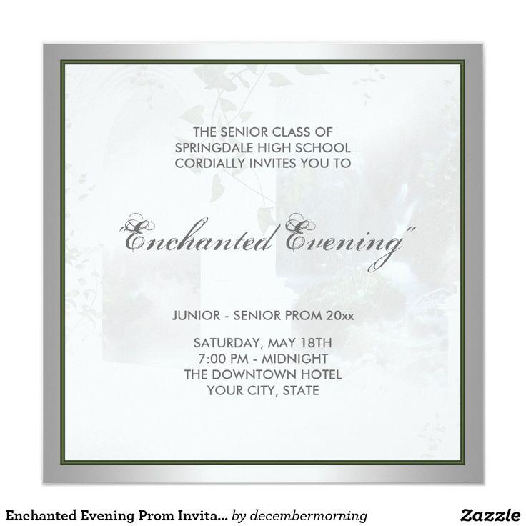 33 best Angus Barn Bay 7 Weddings images on Pinterest Children - prom invitation templates