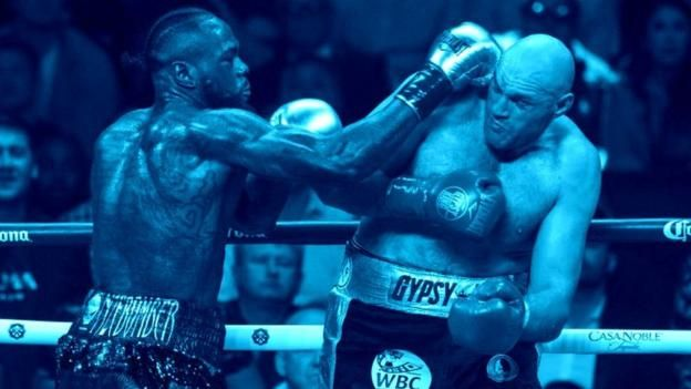 The Biggest Heavyweight Fight In Decades In 2020 Tyson Fury Sport Boxing Bbc Sport
