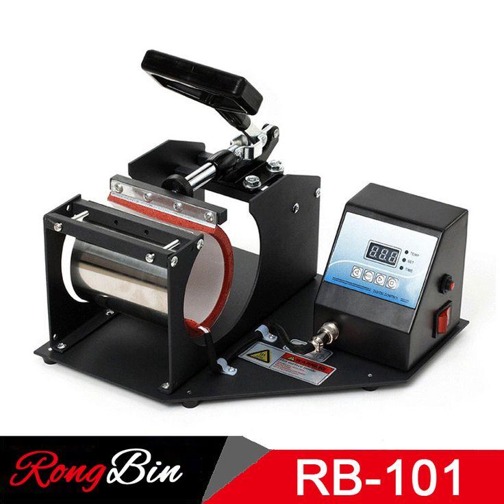 Digital 11oz  Mugs Sublimation Mug Press Machine Mug Heat Press Printer Cup Press Machine Heat Transfer Machine for Mugs Cups #Affiliate