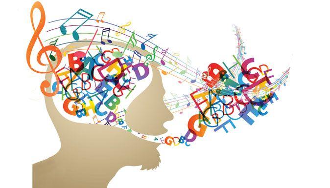 La musique –et en particulier le rythme– redonne parfois la parole à ceux qui l'ont perdue. Elle semble aussi améliorer certains troubles associés à la dyslexie et les compétences linguistiques des enfants sourds.