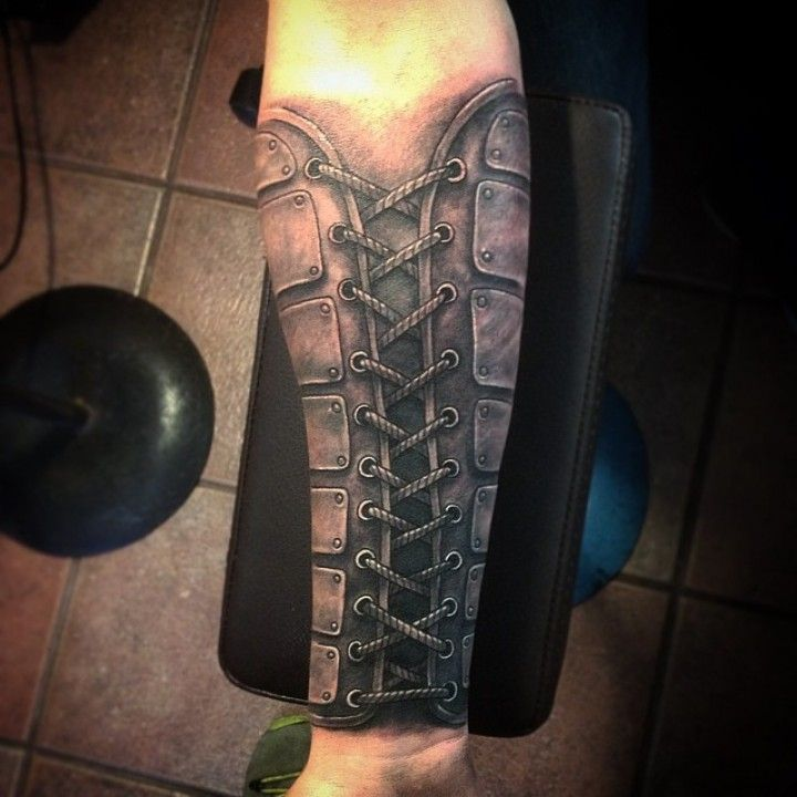 armor tattoo arm - Buscar con Google