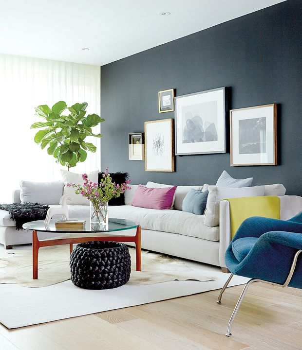 Proof That Black Walls Can Work In Almost Any Room!