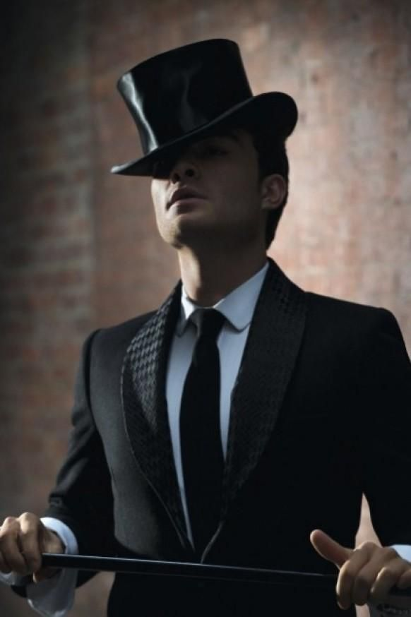 Nice Tophat!
