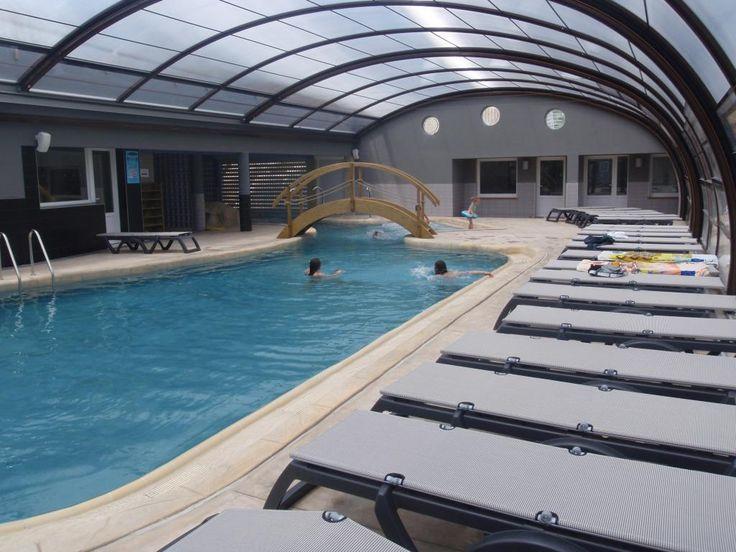 1000 id es sur le th me camping avec piscine couverte sur for Camping trouville avec piscine