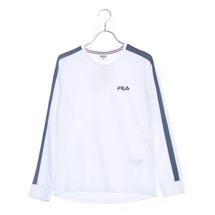 フィラ FILA レディース 長袖機能Tシャツ FL-9A26017TL -スポーツ用品通販 アルペングループ(スポーツデポ・ゴルフ5・アルペン)オンラインストア
