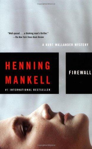 Firewall Kurt Wallander Mysteries REP TRA