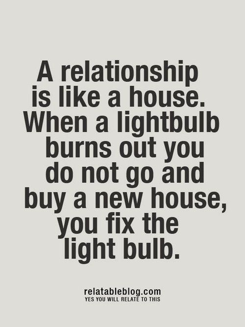 i believe in this. i truly do. however, i will say this... when the electrical wiring has faults throughout, the ceilings are leaking, there's holes in the floors, and to top it off you just found out that the plumbing is rotting... ITS TIME FOR A NEW DAMN HOUSE.