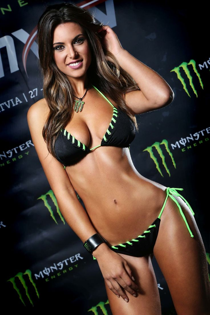 Apologise, Pictures of hot girls that sponsor monster energy