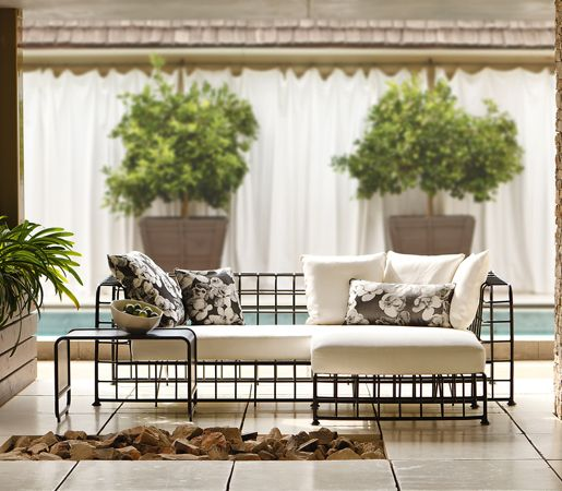 outdoor furniture architect from brown jordan - Outdoor Designer Furniture
