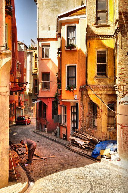 Balat - Istanbul, Turkey