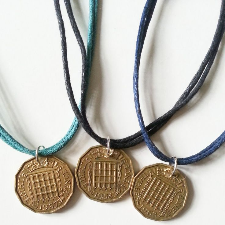 12 sided coin choker/necklace via The Jewellery Box. Click on the image to see more!