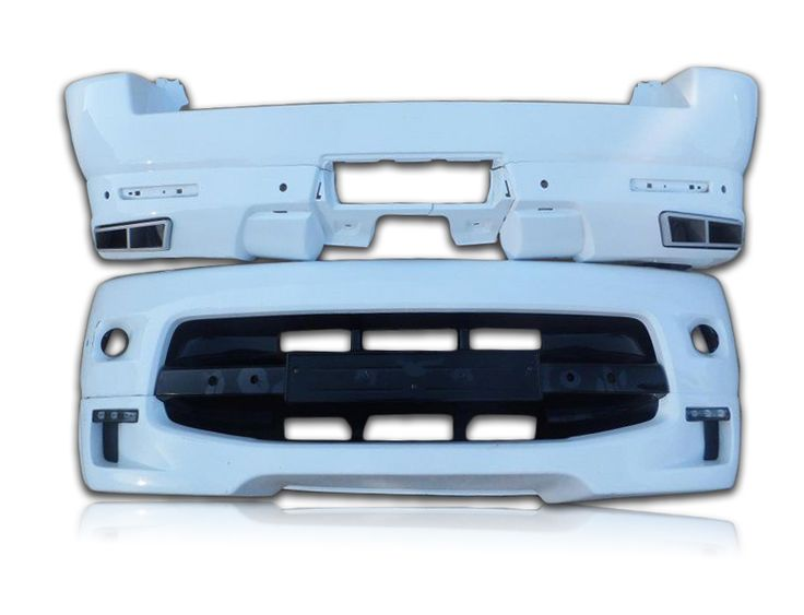 #RANGE #ROVER #SPORT #STARTECH #PDC #SRA #Stoßstange #hinten #vorne #Bumper #Rear #Front