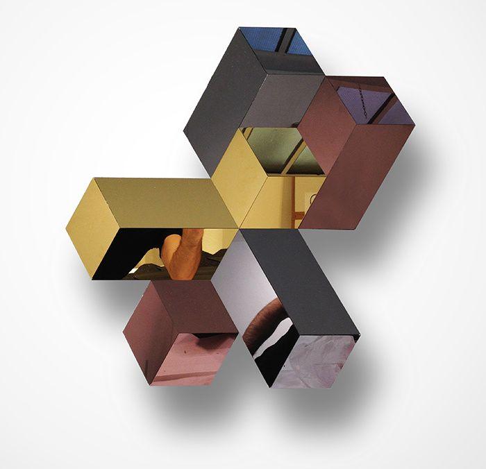 Miroir Luxx, design Samuel Accoceberry