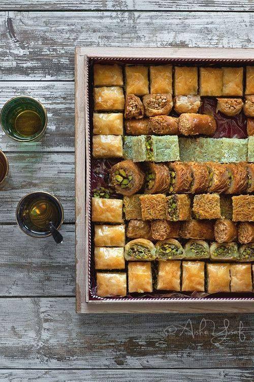baghlawa ( persian dessert )