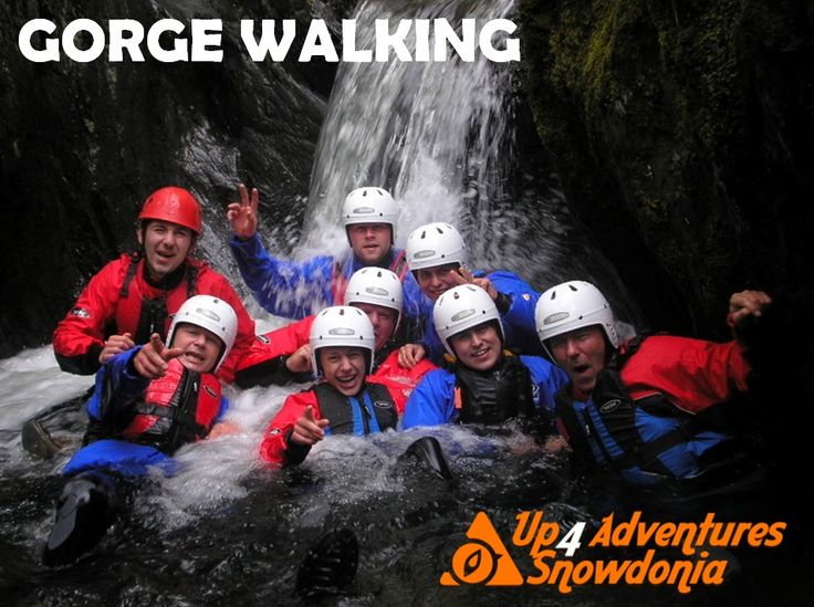 Gorge Walking / Canyoning with Up4Adventures