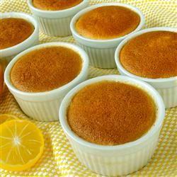 Aunt Mariah's Lemon Sponge Cups Recipe - Allrecipes.com - Recipe by ...
